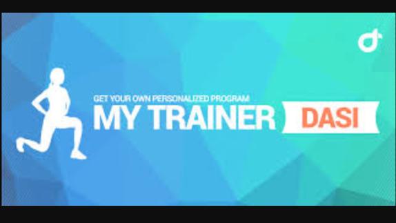 my trainer Dasi