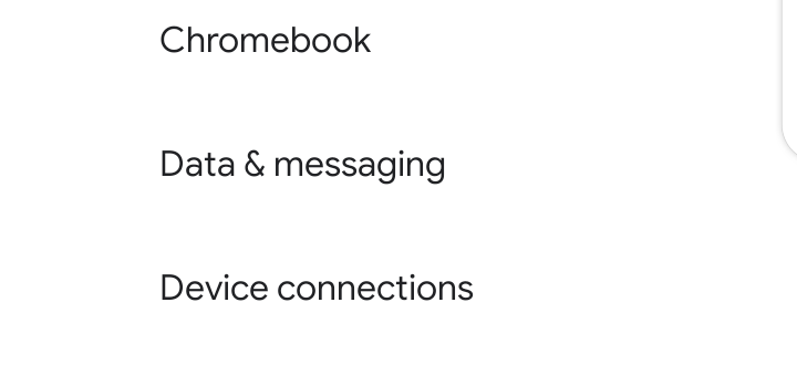 Go to Settings  > Google > Device connections and then the Nearby Shares.