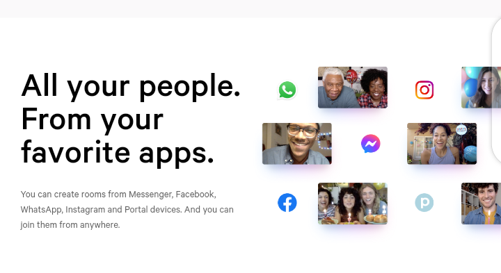 How to use Facebook Messenger rooms for video chat