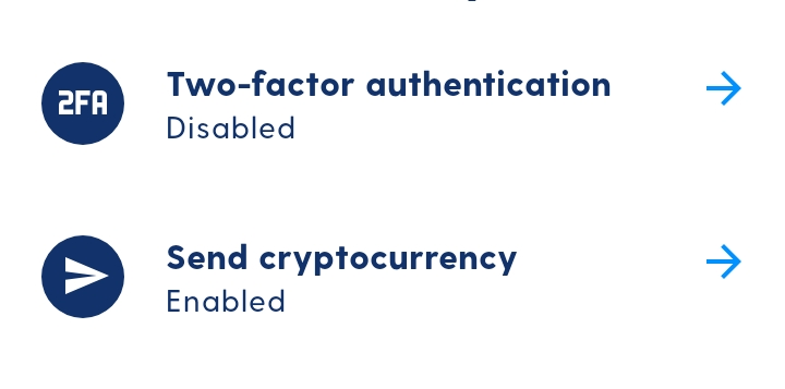 How to set up two-factor authentication for Luno